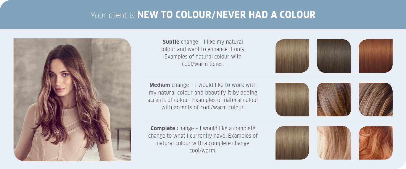 A Fashionable Touch Of Colour Wella Koleston Perfect Salons Direct