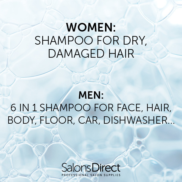 Mens Shampoo The most versatile product in the world
