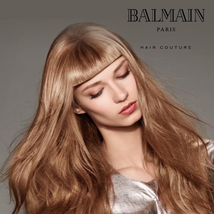 Spotlight On Balmain Hair Extensions Hair Pieces Salons Direct