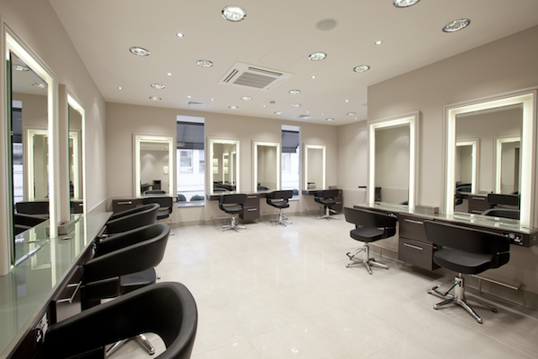 Jo Hansford Salon Interior