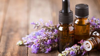 Kit Essentials For Therapists Offering Aromatherapy And Massage Treatments