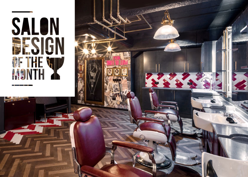 Salon Design Of The Month With Jack The Clipper | Salons Direct