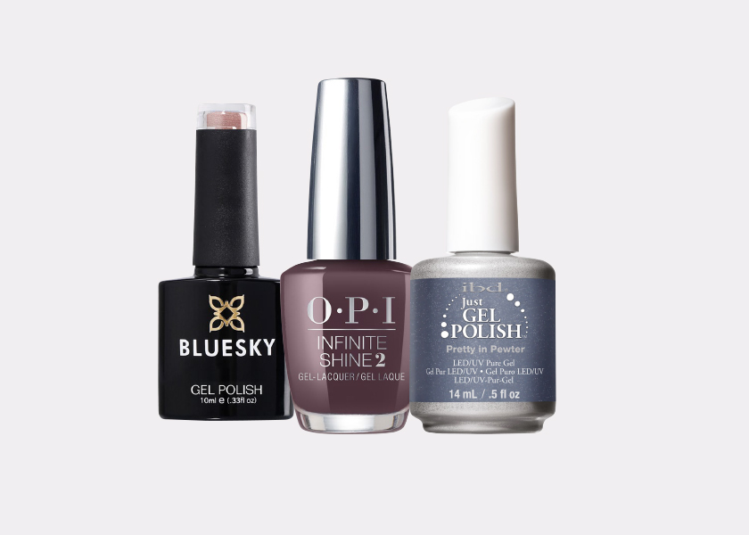 Discover The Best Of Our Gel Polish Range For 2018 Salons