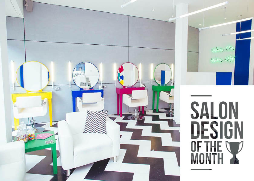 Salon Design of the Month: Pixie Hair & Beauty | Salons Direct
