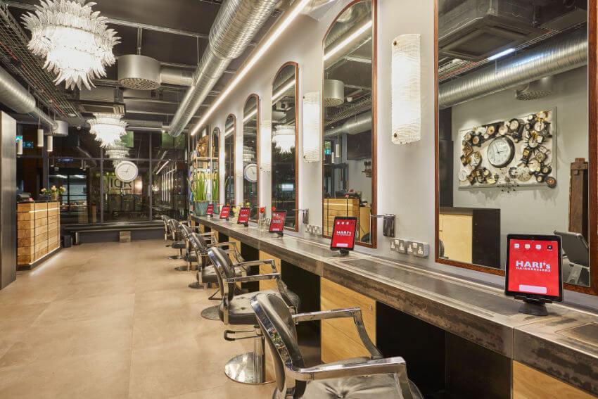 Hari's Hair Salon Fulham Road