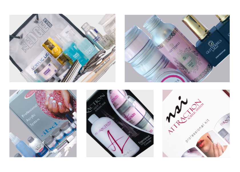 The Best Professional Acrylic Nail Kits Salons Direct