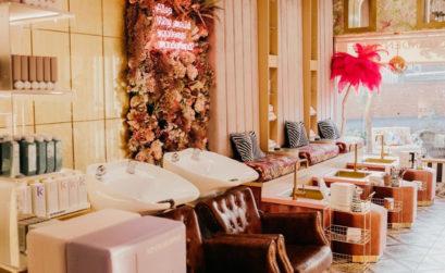 81 Rose Garden Salon Interior
