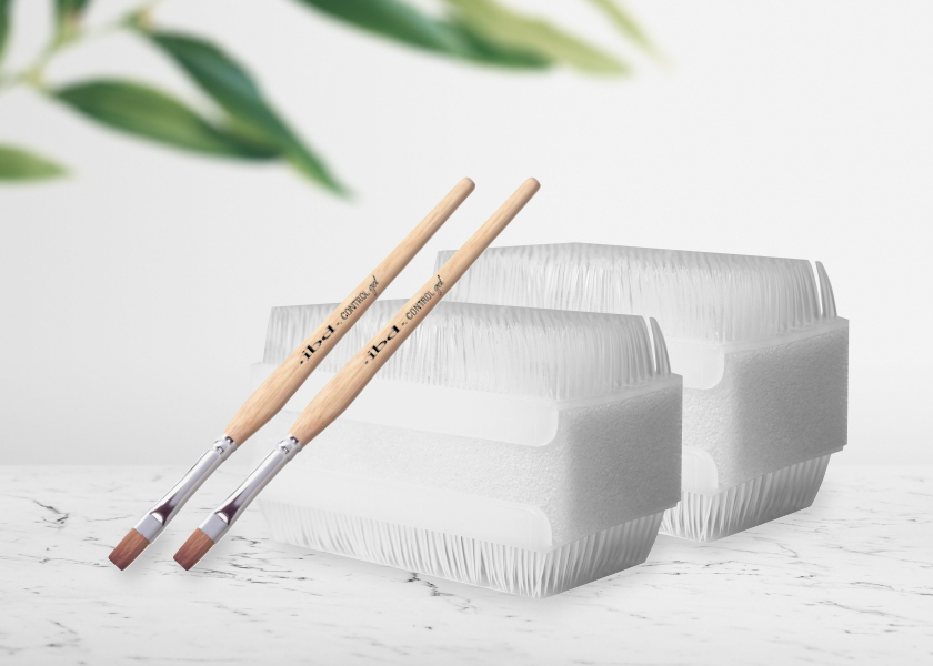How To Clean Acrylic Nail Brushes Salons Direct