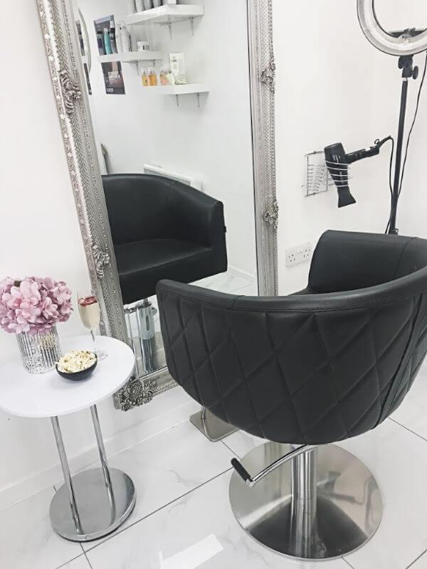 Ciannas Hair Lounge Salon Chair