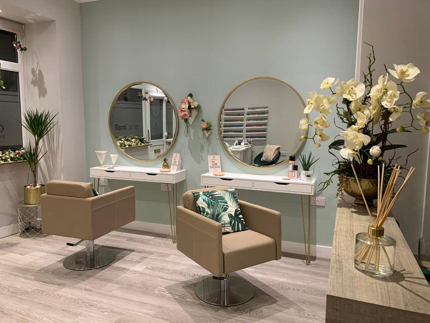 Extensions Lotus Murray Styling Chair