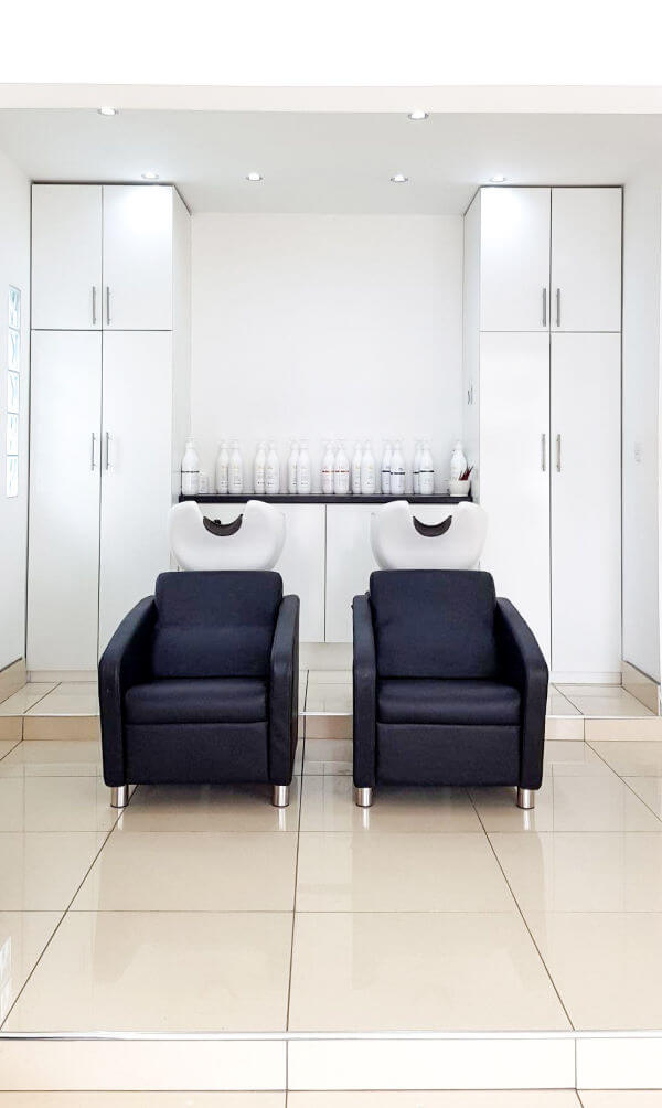 Jan Marley Hairdressing Back Wash Chairs