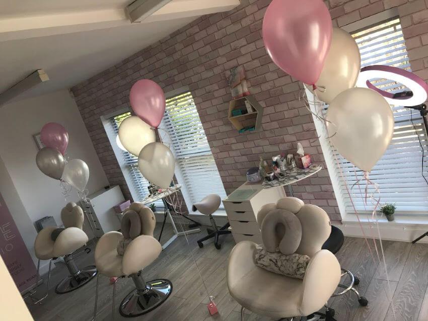 Lash Love Studio Beauty Chair