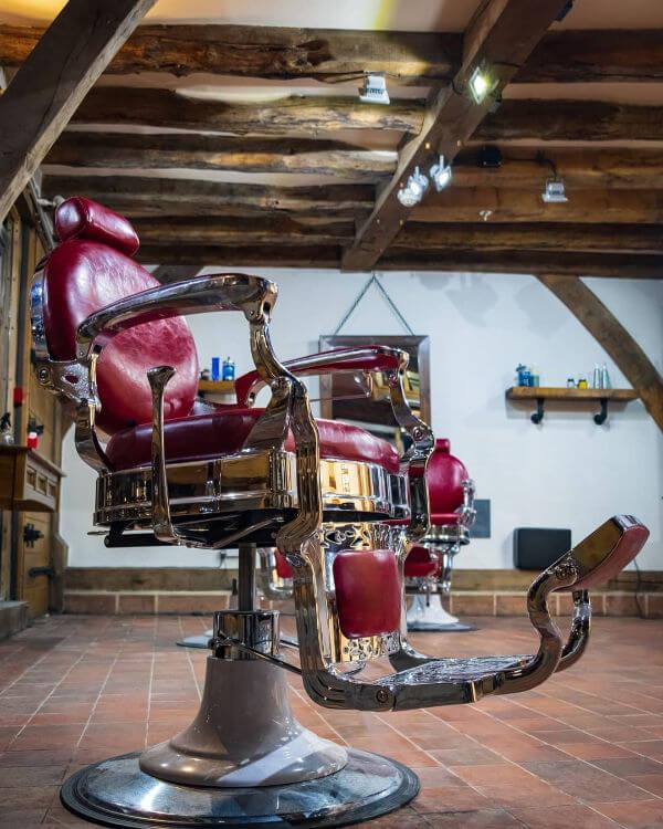 Tayper Balla Barbeing Chair