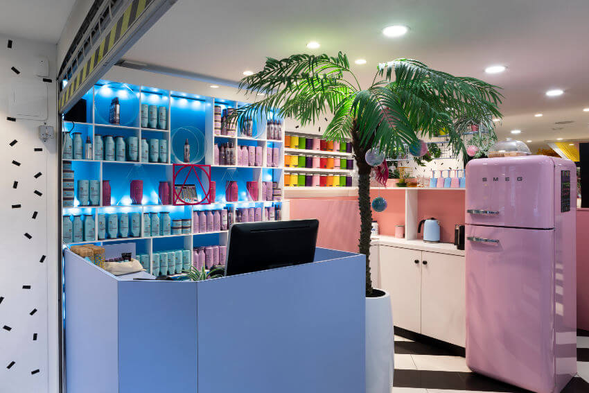 Salon Decorating Ideas 4 Do S And 3 Don Ts Salons Direct,Blue Design Simple Powerpoint Background Images