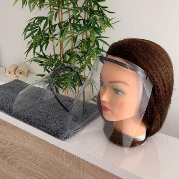 PPE Full Face Visor Mask