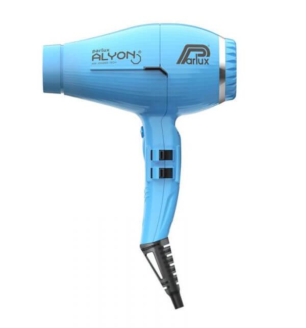 Parlux Alyon Air Ionizer Tech Hairdryer Blue