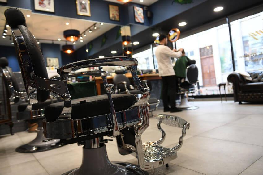 Sid Sottung Vintage Barber Chair