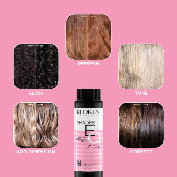 Uses of Redken Shades EQ Gloss