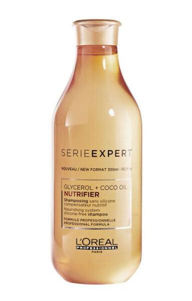 L'Oreal Serie Expert NUTRIFIER Silicone free Shampoo 300ml
