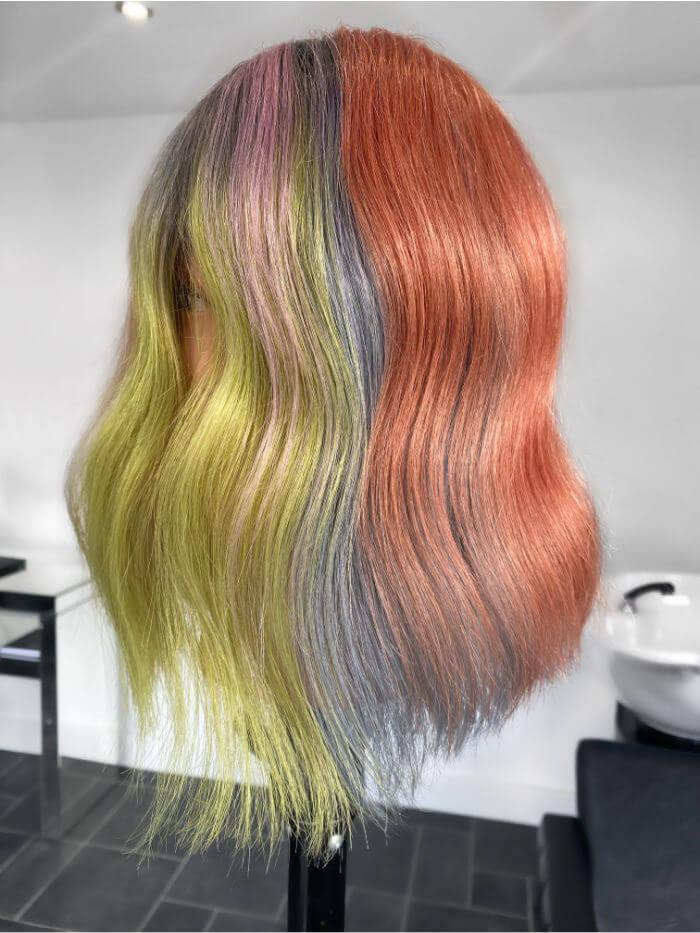 Pulp Riot Interstellar Hair By Heather MacKenzie