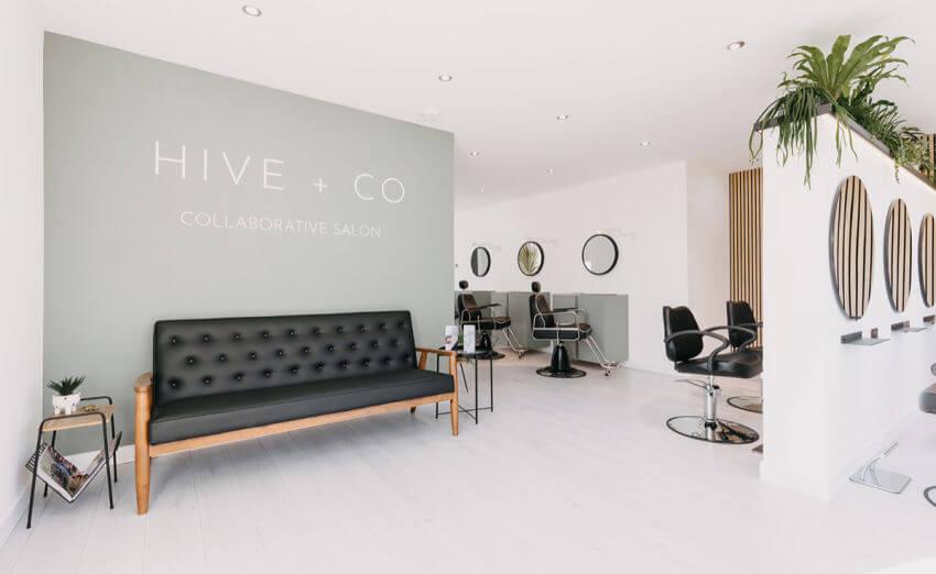 Hive + Co Salon
