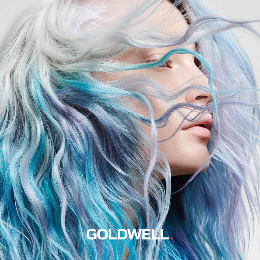 Elumen Blue Hair