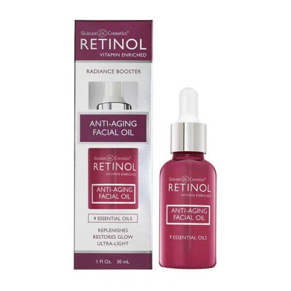 Retinol Anti Ageing Facial Oil 30ml