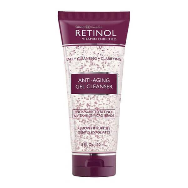 Retinol Anti-Ageing Gel Cleanser 150ml