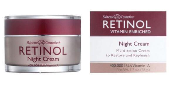Retinol Vitamin A Night Cream 50g