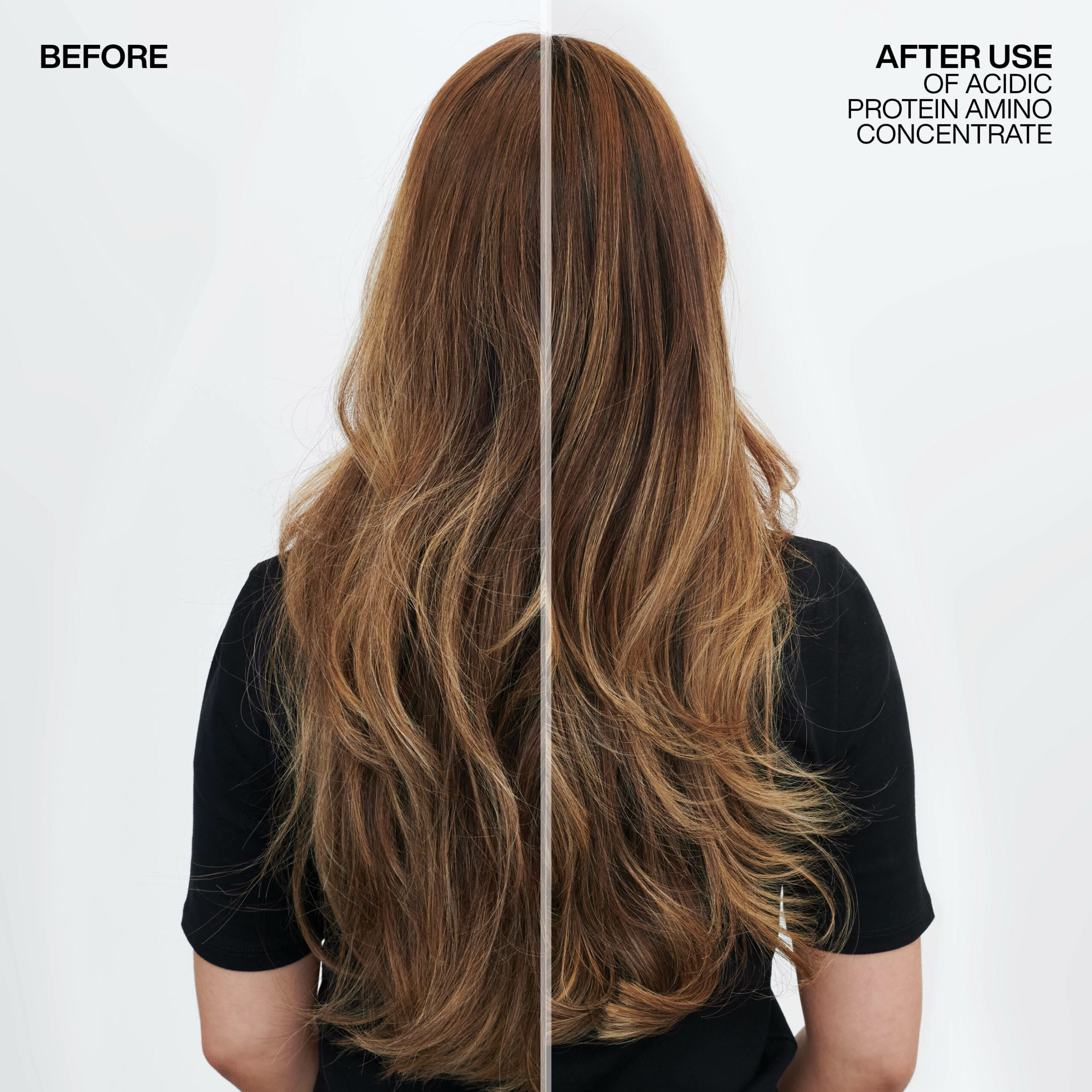 Redken's new Acidic Concentrate Hair Care System can quickly deliver impressive results