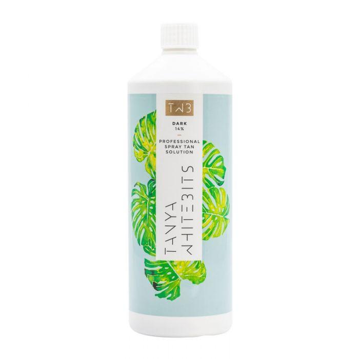 Tanya Whitebits tanning solution