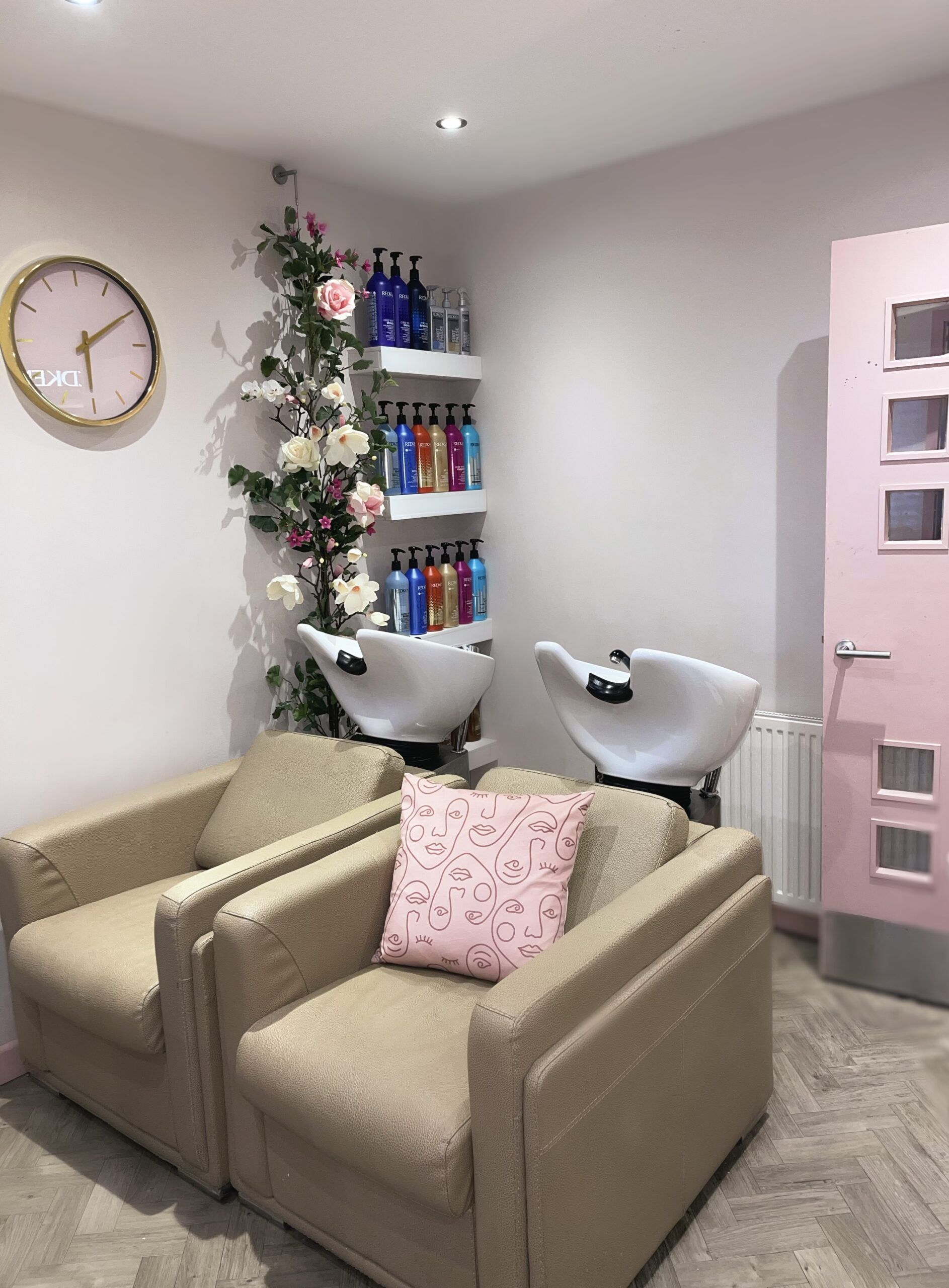 Wild Salon uses Lotus Murray backwashes exclusively available from Salons Direct