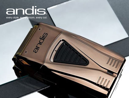 Andis TS-1 Copper Edition Shaver