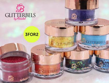 Glitterbels Loose Glitter 3 for 2