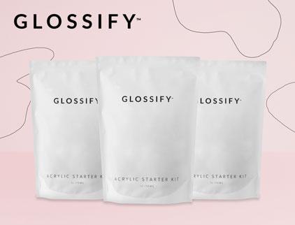 Glossify Acrylic Starter Kit