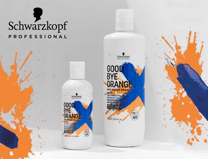 Schwarzkopf Goodbye Orange Shampoo