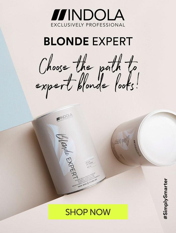 Indola Blonde Expert