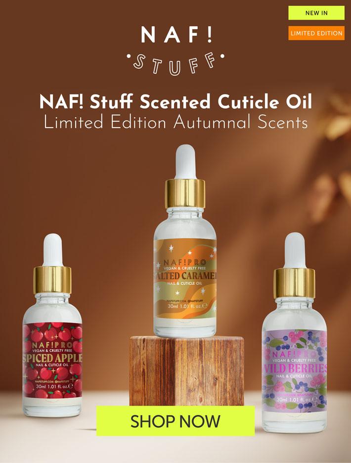 Naf! Stuff Autumn Scents