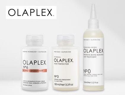 Olaplex Strengthening Bundle