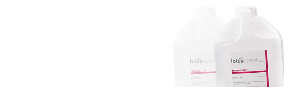 Acetone Nail Polish Remover & Varnish Remover