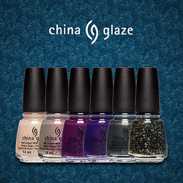 China Glaze Happily Ever After Collection