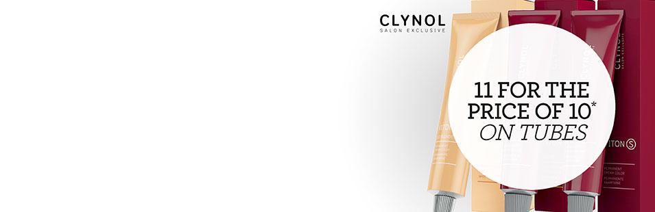 Clynol Hair Colour