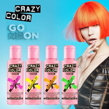 Crazy Color UV Neon