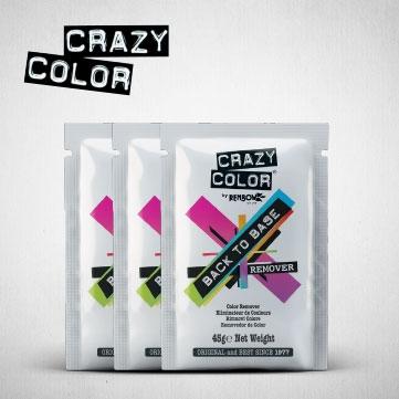 Crazy Color Back to Base