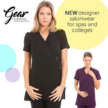 Salon Uniform by Gear UK
