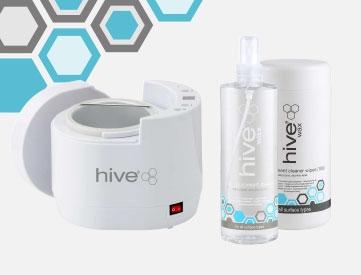 Hive Waxing