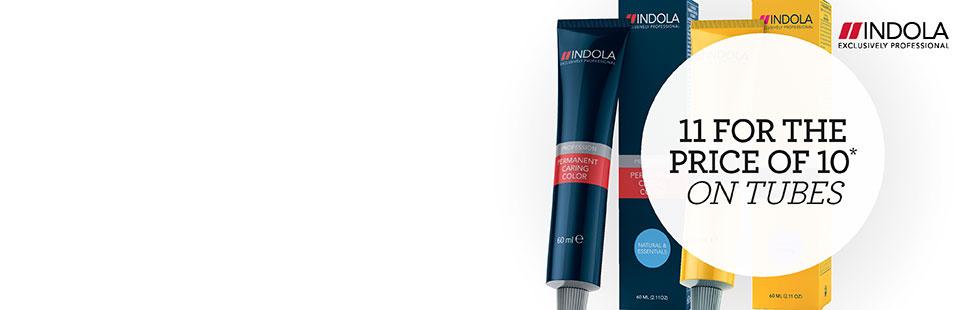Indola Hair Colour