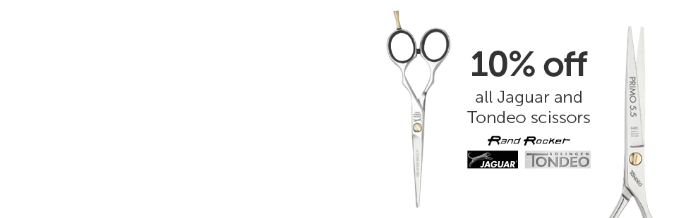 Hairdressing Scissors & Razors