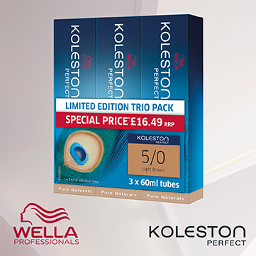 Koleston Perfect Trio Packs