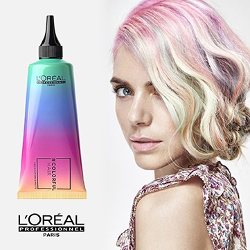 L'Oreal Colorful Hair